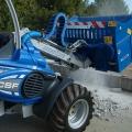 Multion crusher bucket for mini excavator