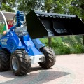 General Bucket for mini loaders MultiOne 01