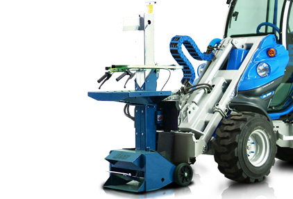Log Splitter for mini loaders MultiOne