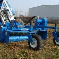 Multione-power-rake for mini loaders