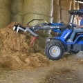 Heavy duty silage fork for mini loaders MultiOne 01