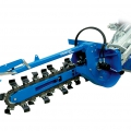 trencher for mini loader