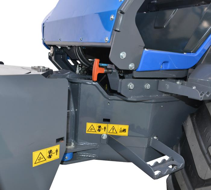 Multione mini loader 9.5SD